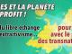 Forum social mondial – Appel à se joindre à l'espace du comité Extractivisme, accords de libre-échange et pouvoirs des transnationales