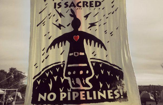 Solidaridad con los Sioux de Standing Rock y llamado a la desinversión del oleoducto Dakota Access