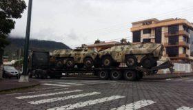 Une cinquantaine d'organisations et réseaux demandent au gouvernement de l'Équateur de mettre fin à la militarisation du territoire Shuar