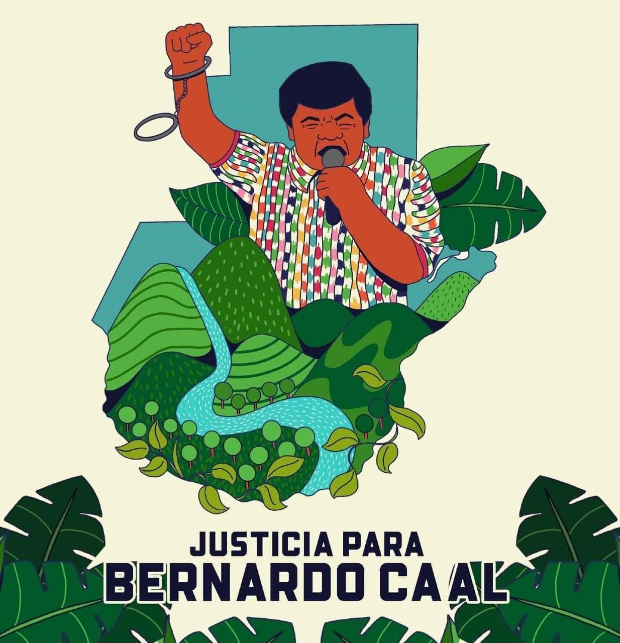 Bernardo Caal Col